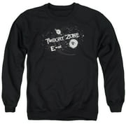 Twilight Zone Another Dimension Mens Crewneck Sweatshirt