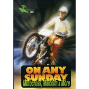 On Any Sunday Motocross Malcom & More by MONTEREY HOME VIDEO