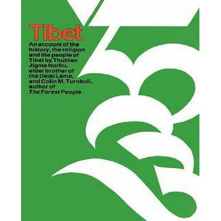 Colin M. Turnbull: Tibet - image 1 of 1