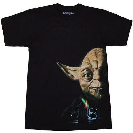 Step Brothers: Star Wars Yoda T-Shirt