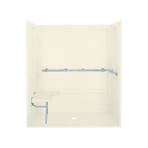 Sterling by Kohler ADA Shower Kit with Seat on Left