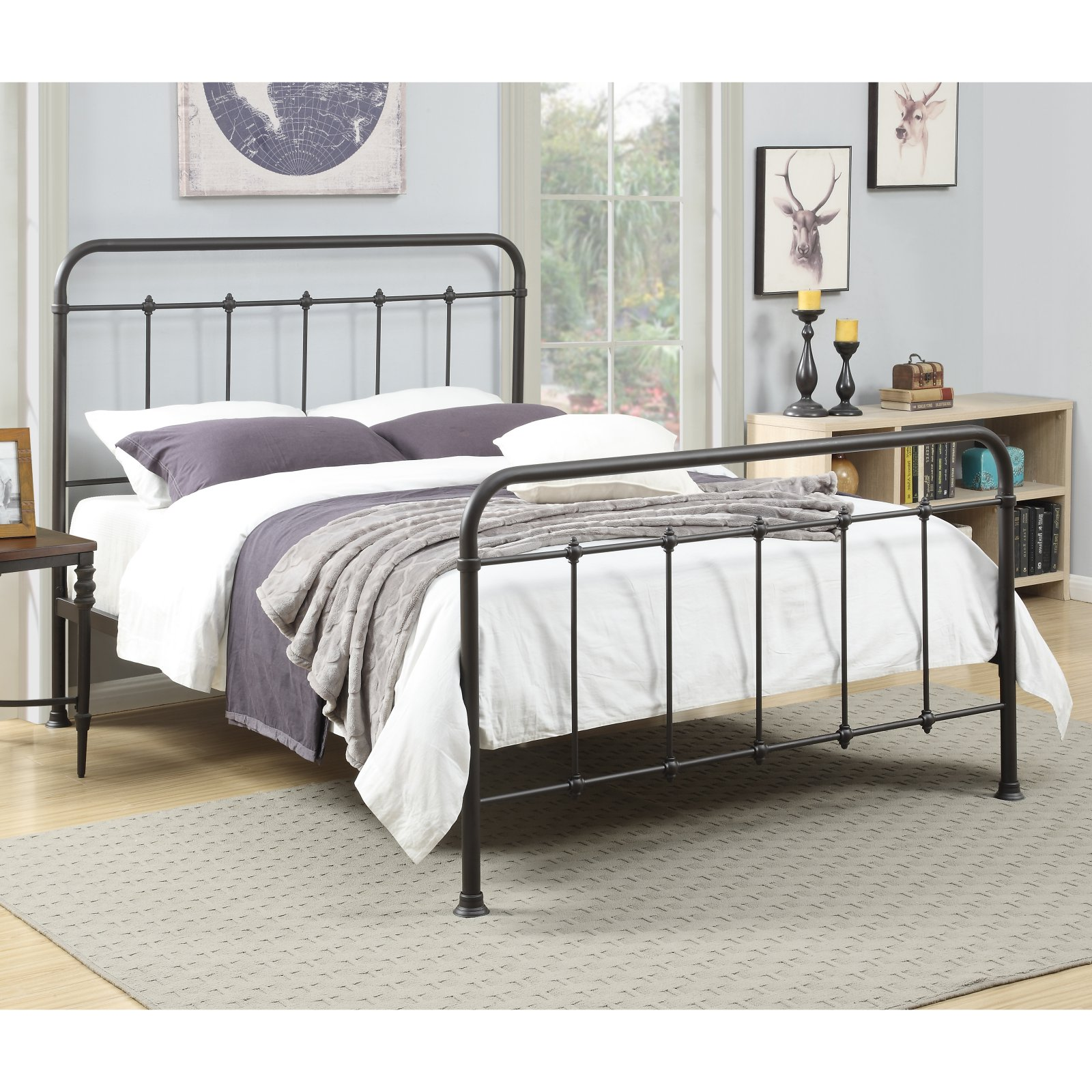 Home Meridian Westford Standard Queen Bed