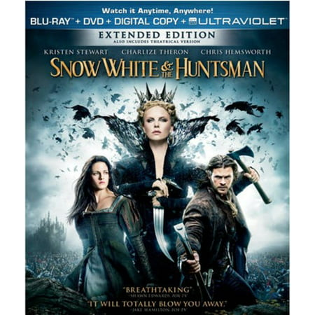 Snow White & the Huntsman (Blu-ray + DVD) - Snow White And The Hun