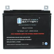 ML-U1 12V 200CCA Battery Replacement for Golf Cart