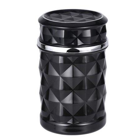 Car LED Light Ashtray Cup Portable Travel Home Auto Vehicle Cigarette Ash (Best Auto Supply Mall Ashtrays)