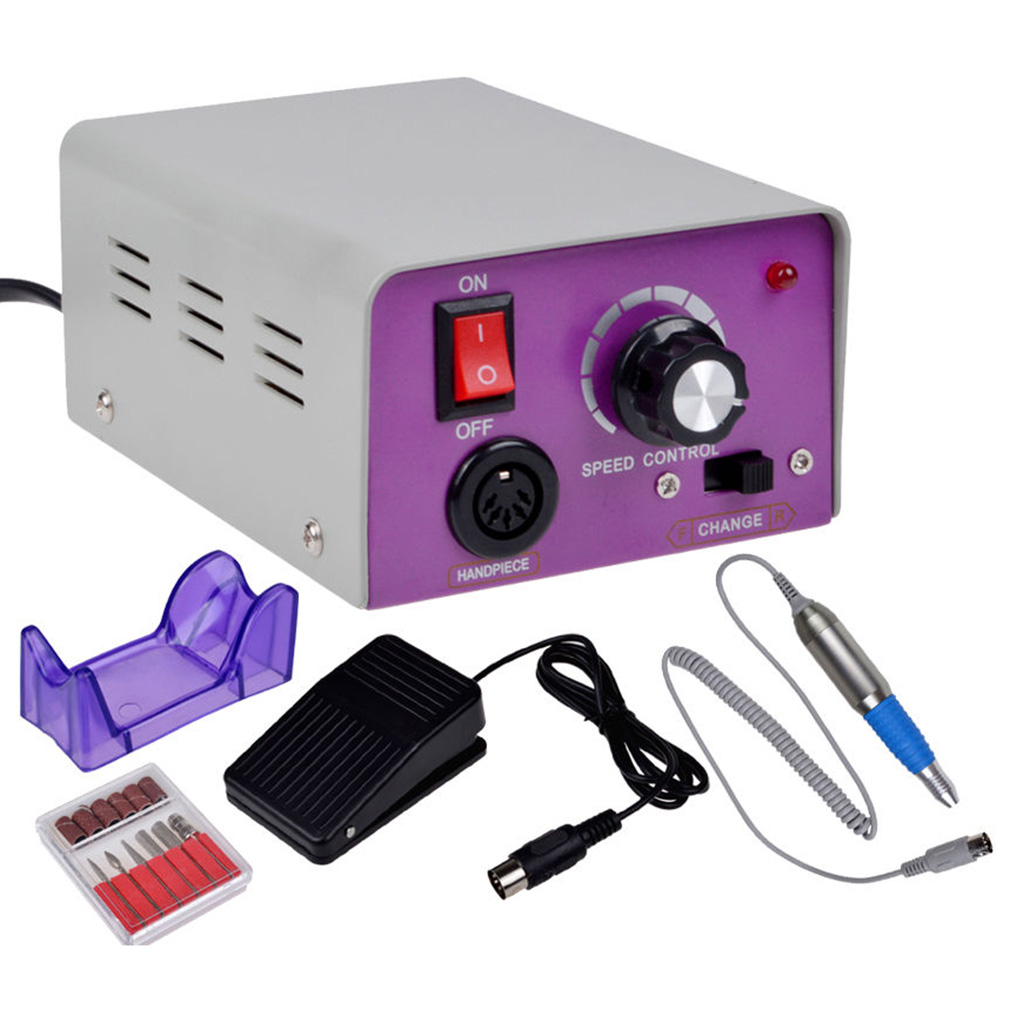Electric Nail Polisher Kit Machine