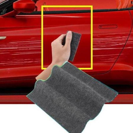 Magic Car Scratch Eraser Remover Polish Cloth Light Paint Scuffs Surface