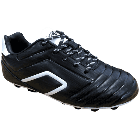 Athletic Works Boys Cleat (Indoor Soccer Shoes For Youth)