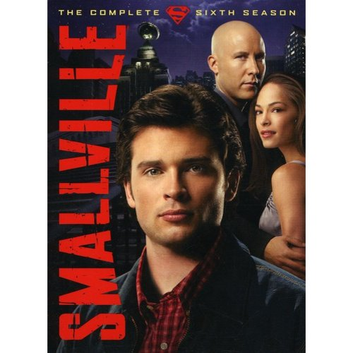 SMALLVILLE-COMPLETE 6TH SEASON (DVD/6 DISC/WS-1.78)