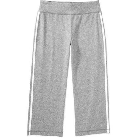 62cada77466b3 Danskin Now - Womens Plus-Size Dri-More Workout Capri Pant - Walmart.com