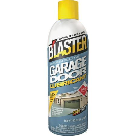 garage door lubeBlaster Garage Door Silicone Lubricant  Walmartcom
