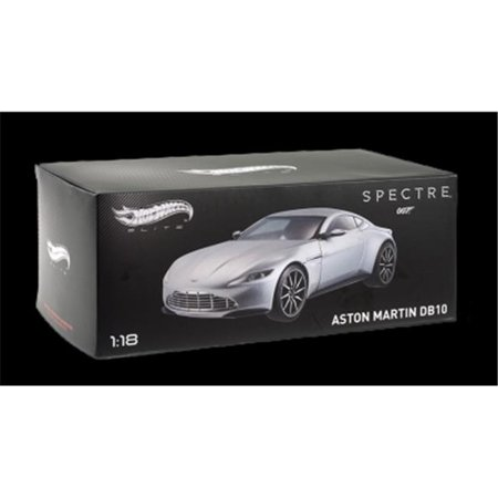 Elite Edition Aston Martin DB10 James Bond 007 1 by 18 Scale Diecast Model Car