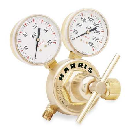 Harris 425-125-346 Regulator, Cylinder, Medical Air, CGA-346
