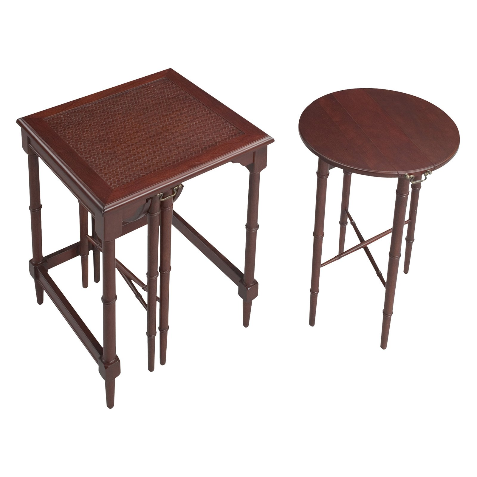 Sterling Mindoro Nesting Table - Set of 3