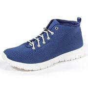 Zee Alexis Womens Kerrigan High Top Sneakers Navy 10 M