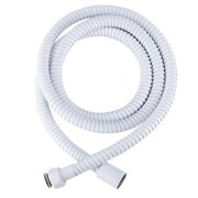 DURA FAUCET DFSA200WT Shower Head Hose, White