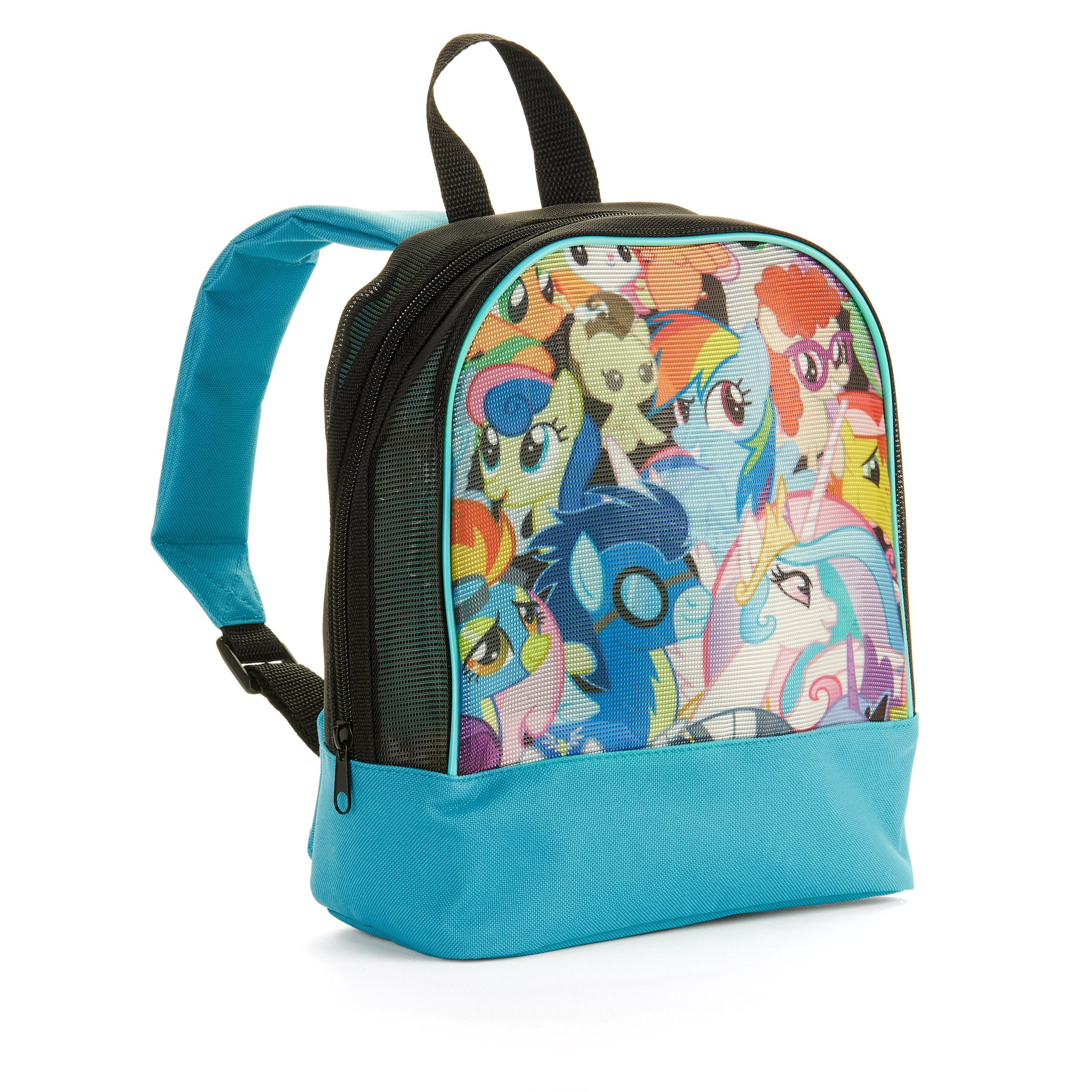 6aba08509abcc Buy My Little Pony Mesh Mini Backpack | Cheapest My Little Pony ...