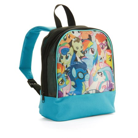 My Little Pony Mesh Mini Backpack