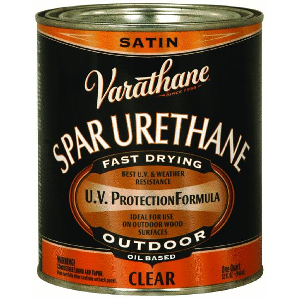 Varathane Low VOC Exterior Spar Urethane