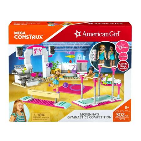 Mega Construx American Girl Mckennas Floor Routine Construction Set