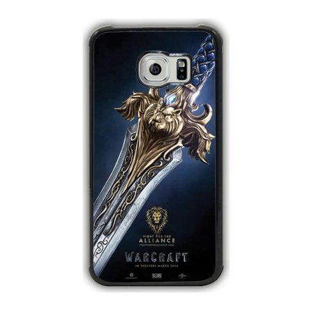 World Of Warcraft Sword Galaxy S6 Case