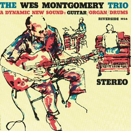 WES MONTGOMERY TRIO (OJC) (Wes Montgomery Trio)