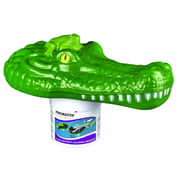 Poolmaster Premier Collection Clori-Critter Alligator Head Chlorine Dispenser for Swimming Pools & Spas