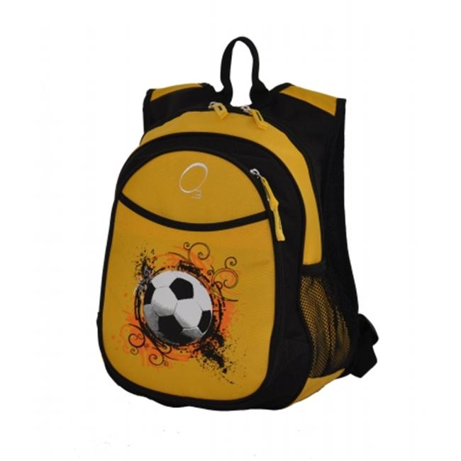 Obersee Kids Pre-School Soccer Backpack with Integrated Lunch Cooler