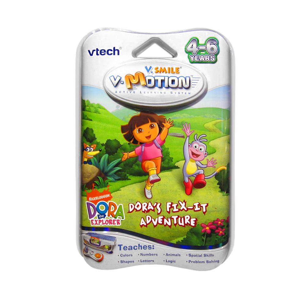 VTech V-Motion: Dora the Explorer by Overstock