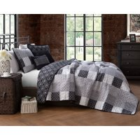 Evangeline 4 pc Quilt Set