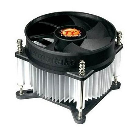 Thermaltake CLP0556 Intel LGA 1155 Aluminum CPU Processor Cooler with 92mm