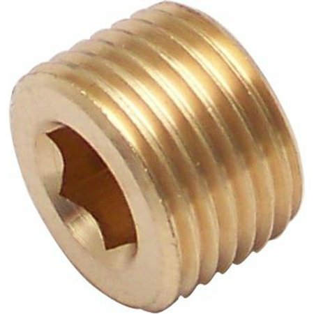1/2 NPT Plug Air Fitting gear sbc auto component ltr 911 go kart jr (Dragster Steering)