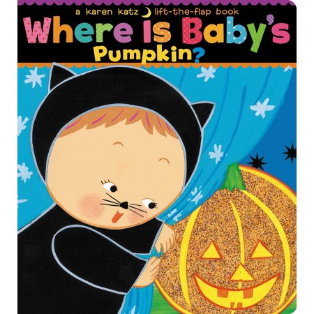 Where Is Babys Pumpkin (Board Book) - Halloween Pumpkin Recipes