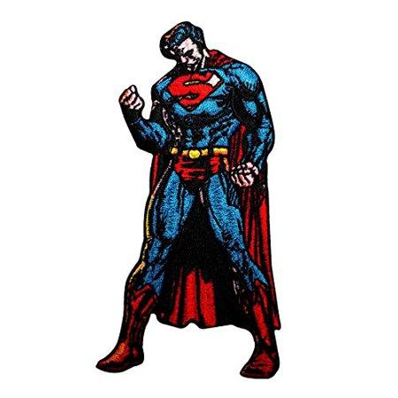 Application DC Comics Superman Fist Patch - image 1 de 1