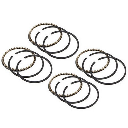 8N6149A5 Four (4) New Ford New Holland 120 CID Gas 2N 8N 9N Piston Ring
