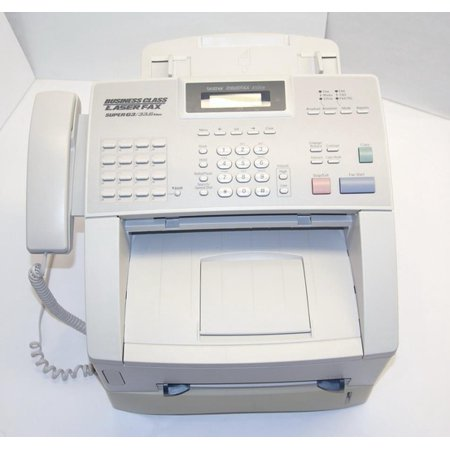 Refurbished Brother FAX4100E Intellifax Plain Paper Laser Fax/Copier ()