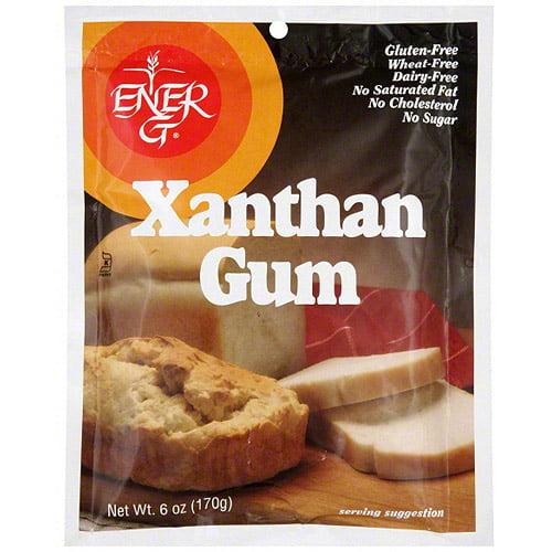 Ener-G Xanthan Gum, 6 oz (Pack of 1)