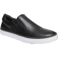 Deals on Dr. Scholl's Mens Ode Leather Slip On Sneakers