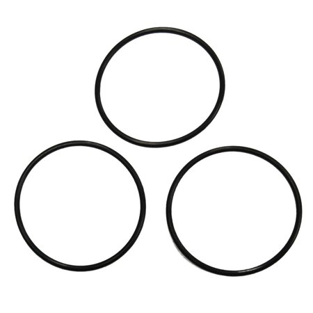 "(3 pack) Pentek 151231-27 (sh143330) Water Filter ORing for 3/8"" Slimline Housings by Captain O-Ring"