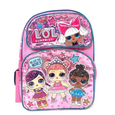 2019 L.O.L Surprise! Large School Backpack 16