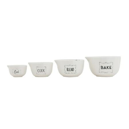 White & Black Stoneware