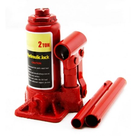 Hydraulic 2 Ton Bottle Car Jack Automotive Tool 11.5