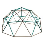 90943 Lifetime 60-Inch Climbing Dome, Green and Tan 90943