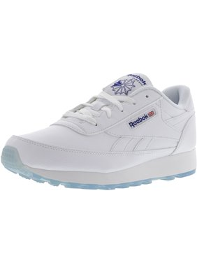 3ad3421e3c Product Image Reebok Women s Cl Renaisance Ice White   Team Dark Royal A1  Ankle-High Leather Fashion