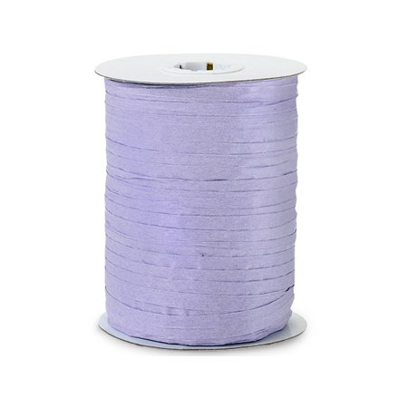 Paper Lilac gift packaging Raffia Ribbon