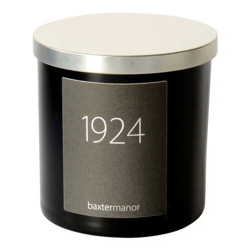 Baxter Manor #OurHistoryCollection 1924 Scented Designer Candle