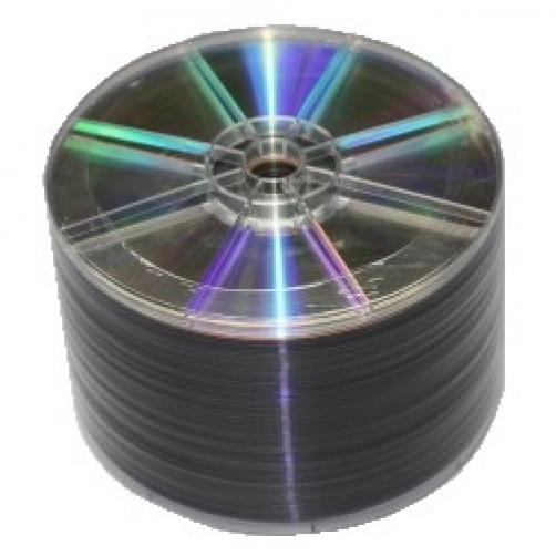 CheckOutStore 100 Grade A 16X DVD+R 4.7GB Shiny Silver (Shrink Wrap)
