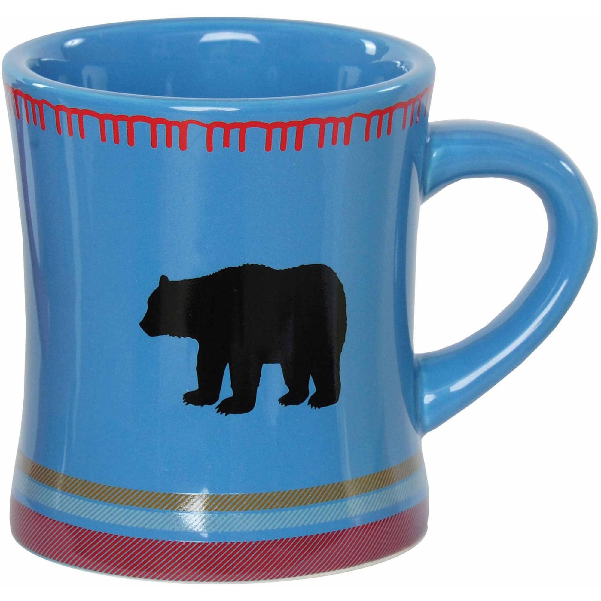 Image of GSI Outdoors 99171 Ceramic Mug, Bear