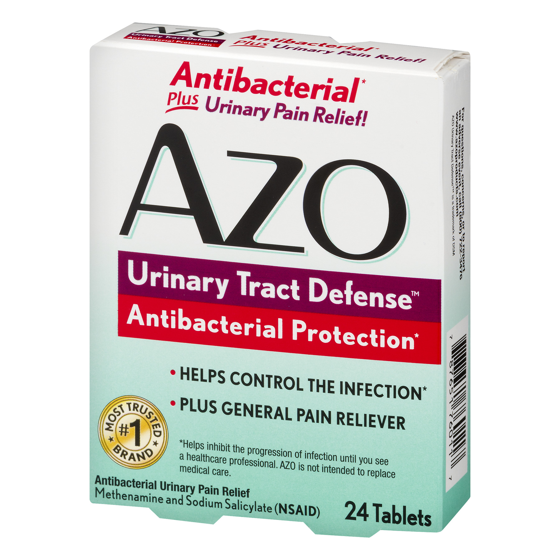AZO UH DEFENSE 24CT