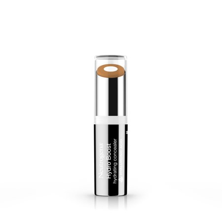 Neutrogena Hydro Boost Lightweight Concealer Stick, Hydrating, Deep, 0.12 oz